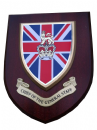 Chief of General Staff Regimental Military Wall Plaque Shield